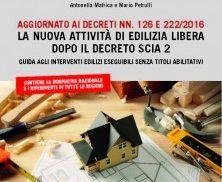 Attività edilizia libera dopo il decreto Scia 2