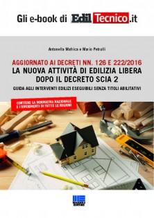 Attività edilizia libera dopo il decreto Scia